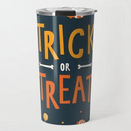 Trick or Treat Travel Mug