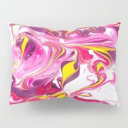 Marbling #6 Pillow Sham