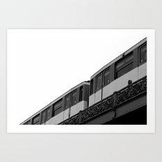 PFP#2845 Art Print