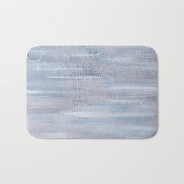 White view and movement Bath Mat