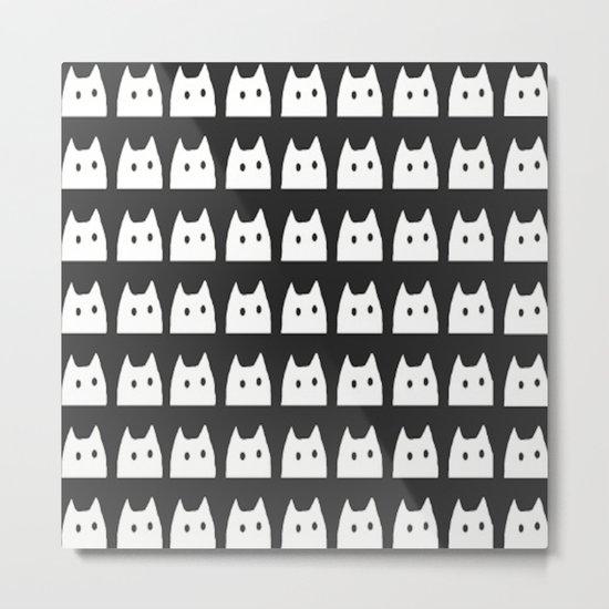 cat-137 Metal Print