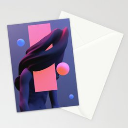 weary I Stationery Cards