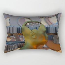GEARHEAD Rectangular Pillow