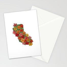 California Flourish Stationery Cards
