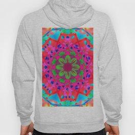 Abstract Flower ZZ WWW AA Hoody