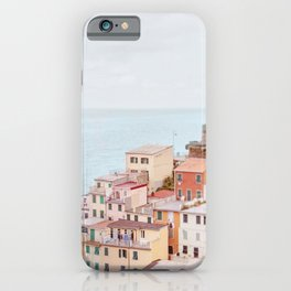 I Dreamed of Italy iPhone Case