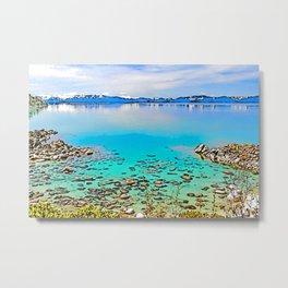 Lake Tahoe Metal Print