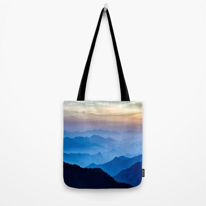 Mountains 11 Tote Bag