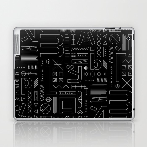 Babylon Laptop & iPad Skin