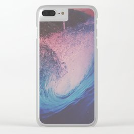 OUTLANDS Clear iPhone Case