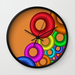 less is more -15- Wall Clock