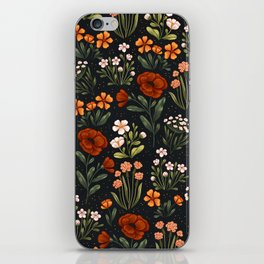 Wild Flowers ~ vol1. iPhone Skin