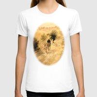 return T-shirts featuring Return Home by Vargamari