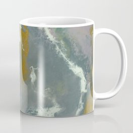 Geode River Resin Painting Coffee Mug