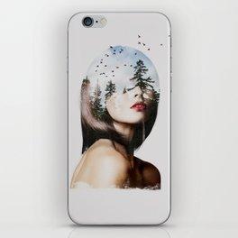 Lisa Mona iPhone Skin