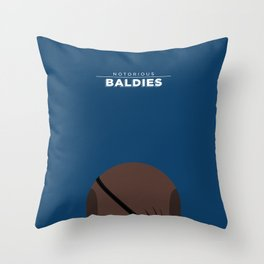 Nick Fury Throw Pillow