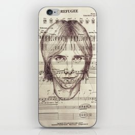 Refugee iPhone Skin