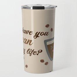 Baesic Where have you BEAN? Travel Mug