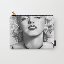 Marilyn drawing Carry-All Pouch