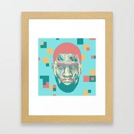 Scott Mescudi Framed Art Print