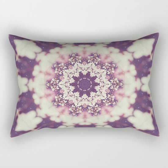 Abraham Vehicle Mandala Rectangular Pillow