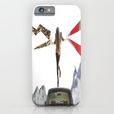 lady lightning iPhone 6s Slim Case