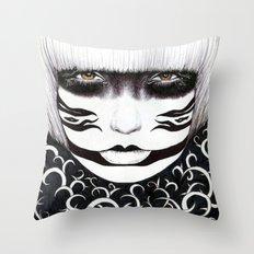 Momoko Throw Pillow