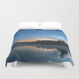 Pendleton Dawn Lake Duvet Cover