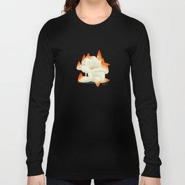 038 Ninetales Long Sleeve T-shirt