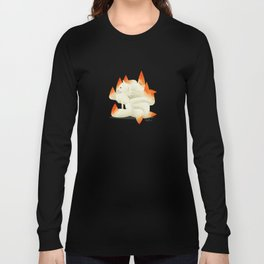 038 Ninetales Long Sleeve T-shirt