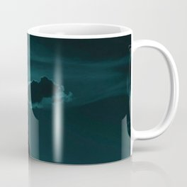 Silhouette in the Sky Coffee Mug