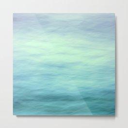 Ocean Blues - II Metal Print