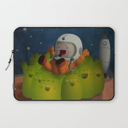 Welcome to mars! Laptop Sleeve