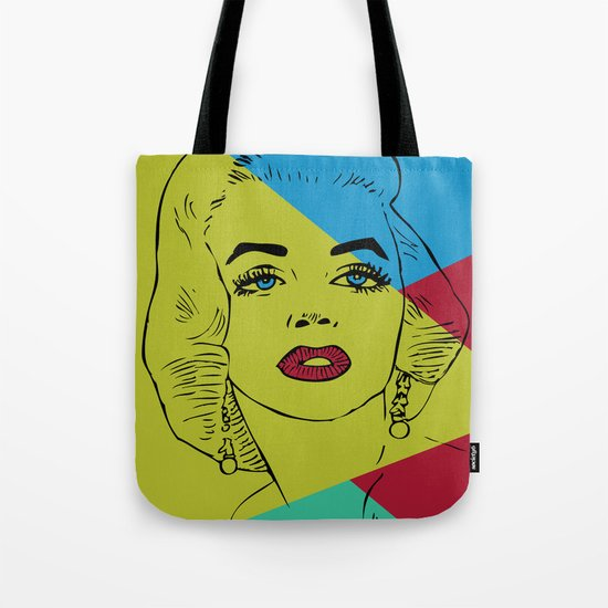 Abstract #400 Tote Bag