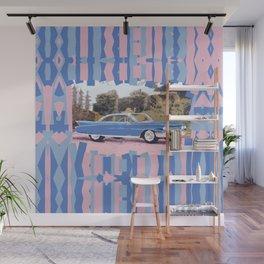 Cadillac Coupe De Ville, 1960 Wall Mural