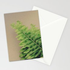 Fern Frond Stationery Cards