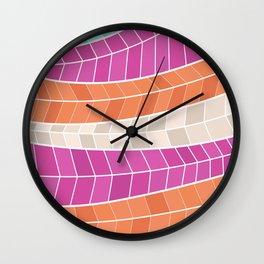 SUMMERPINK2 Wall Clock
