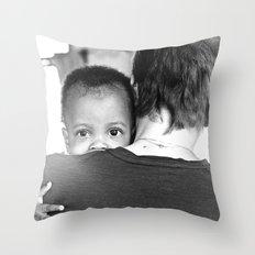 Hug Throw Pillow