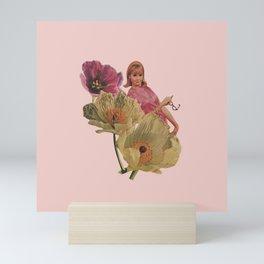 Buy Yourself Flowers Mini Art Print
