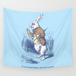 The White Rabbit Wall Tapestry