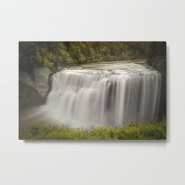 Tranquil World Metal Print