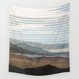 Salton Sea Landscape Wall Tapestry
