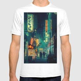 Tokyo Nights / Memories of Green / Blade Runner Vibes / Liam Wong T-shirt
