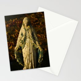 Mother Mary  Stationery Cards