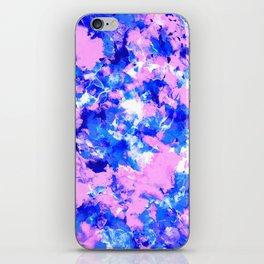 Crash Palette iPhone Skin