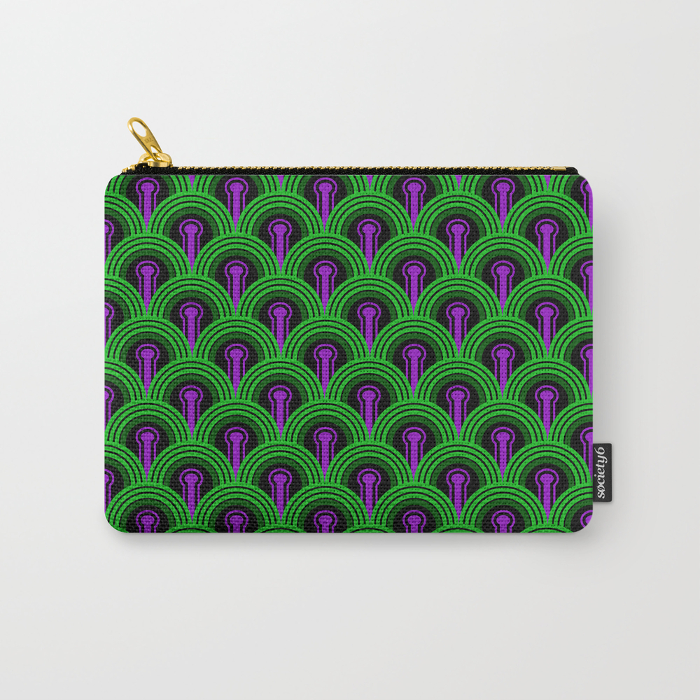 Room 237 Carry-all Pouch by Binarygod CAP8605768