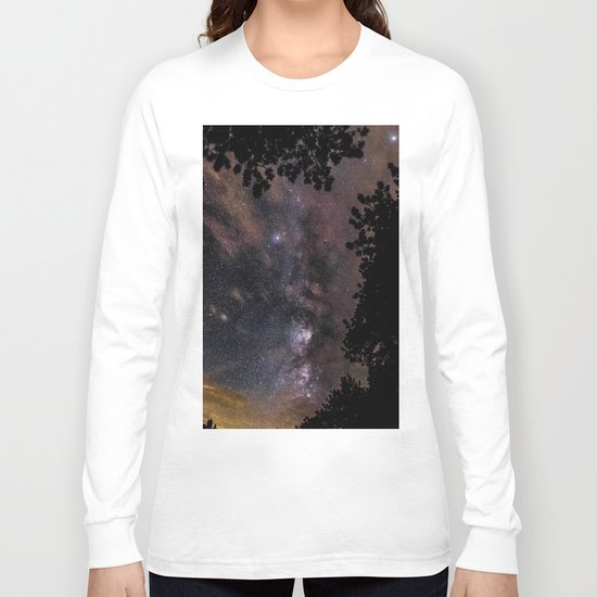 A THOUSAND STARS IN THE SKY Long Sleeve T-shirt