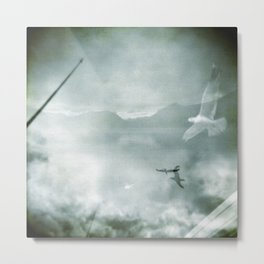 The Rime of the Ancient Mariner Metal Print
