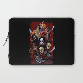 Horror Guice Laptop Sleeve