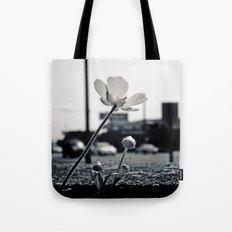 Roadside beauty Tote Bag